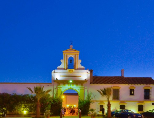 Hacienda Veracruz entrada